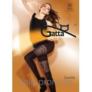 Колготки с рисунком Loretta 50 ден Gatta
