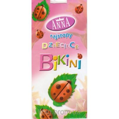 Колготки для танцев 20 den Anna Bikini