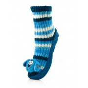 Носки тапочки для подростков с игрушкой LWY