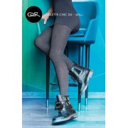 Колготки женские с рисунком 60 ден Gatta Colette Chic
