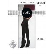 Колготки женские имитация чулка GATTA GIRL-UP WZ 34