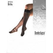 Гольфы женские 20 ден Intrigo Iris