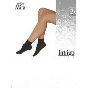 Носки плотные женские 50 ден Intrigo Mira