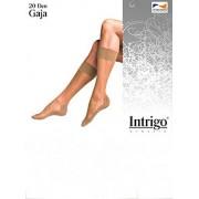 Гольфы с массажной стопой женские 20 ден Intrigo Gaja