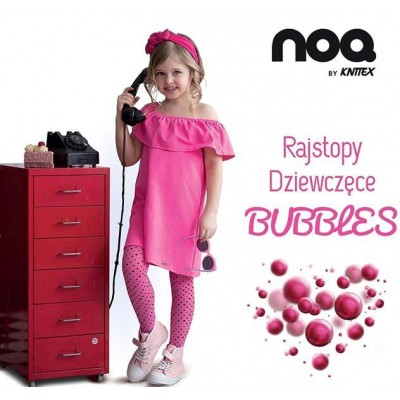 Детские колготки Knittex Bubbles 40 den
