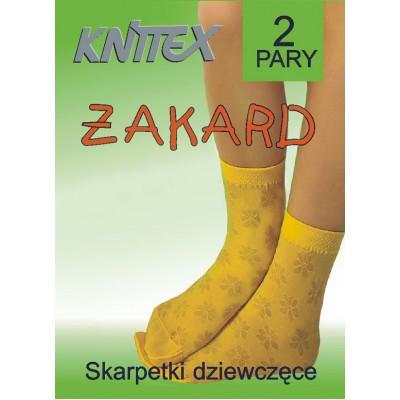 Детские носки жаккардовые Knittex