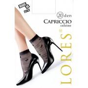 Женские носки модные с узором Lores Capriccio