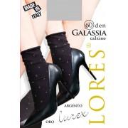 Носки с люрексом Galassia 60 ден