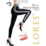 """Леггинсы женские Lores """"Pied De Poule"""" 90 den"""