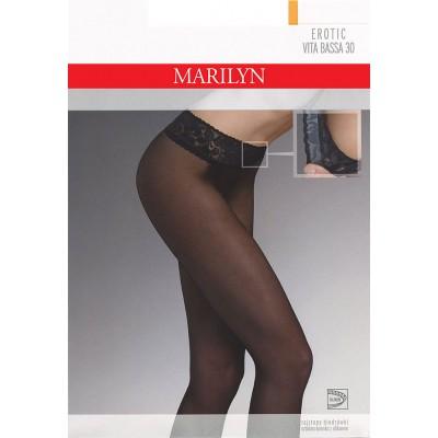 Колготки Marilyn 30 ден EROTIC VITA BASSA 30
