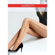 Колготки женские с рисунком Natti M08. Marilyn 20 den