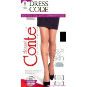 Колготки тонкие 8 den Dress Code 8
