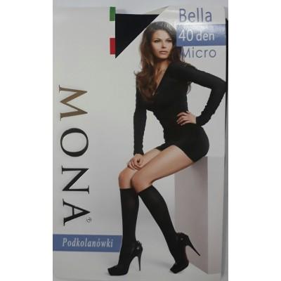 Гольфы женские 40 den Mona Bella