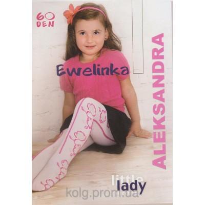 Детские колготки Ewelinka 60 den TM Aleksandra