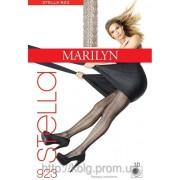 Колготки ажурные,вязаные Marilyn 30 ден STELLA 923