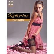 Чулки Katherina Широкая резинка 20 den (лайкра)