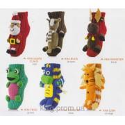 Носки игрушка KIDS HOMELINE ANIMALS