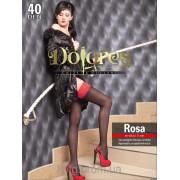 Чулки Rosa 40 den (лайкра)