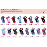 Носки-игрушка WOMAN HOMELINE CLASSIC bez/z ABS