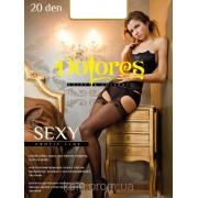 Чулки Sexy 20 den (лайкра)